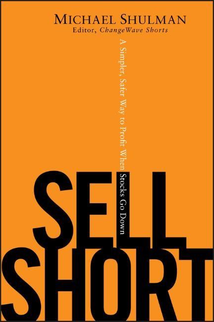 Abbildung von Shulman | Sell Short | 1. Auflage | 2009