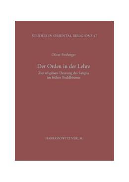 Abbildung von Freiberger | Der Orden in der Lehre | 2000 | Zur religiösen Deutung des San... | 47