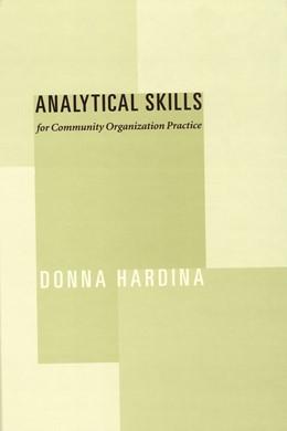 Abbildung von Hardina | Analytical Skills for Community Organization Practice | 2002