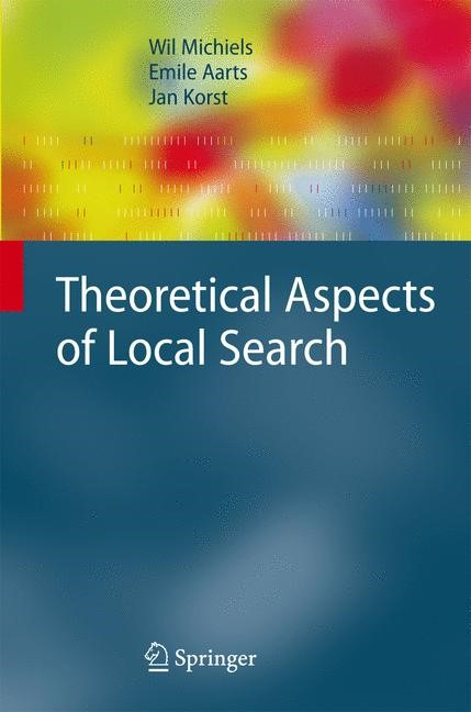 Abbildung von Michiels / Aarts / Korst | Theoretical Aspects of Local Search | 2006