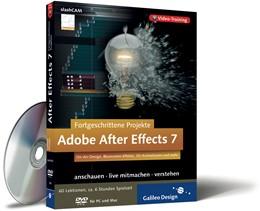 Abbildung von Adobe After Effects 7 - Professionelle Workshops | 2006 | Das Video-Training auf DVD zur...