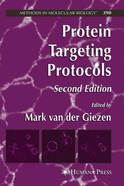Abbildung von van der Giezen | Protein Targeting Protocols | 2nd ed. | 2007