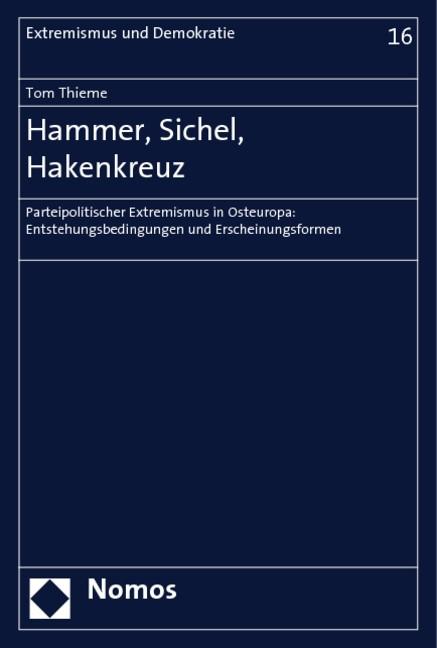 Abbildung von Thieme | Hammer, Sichel, Hakenkreuz | 2008