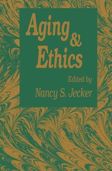 Abbildung von Jecker   Aging And Ethics   1991