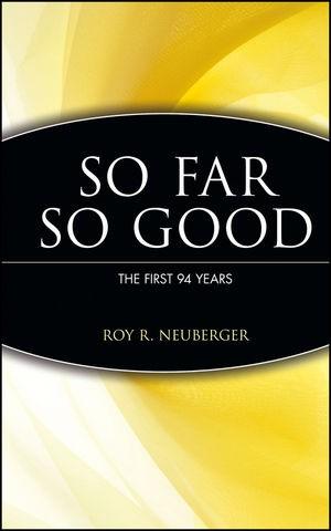Abbildung von Neuberger | So Far, So Good | 1997