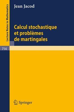 Abbildung von Jacod | Calcul Stochastique et Problèmes de Martingales | 1979 | 714