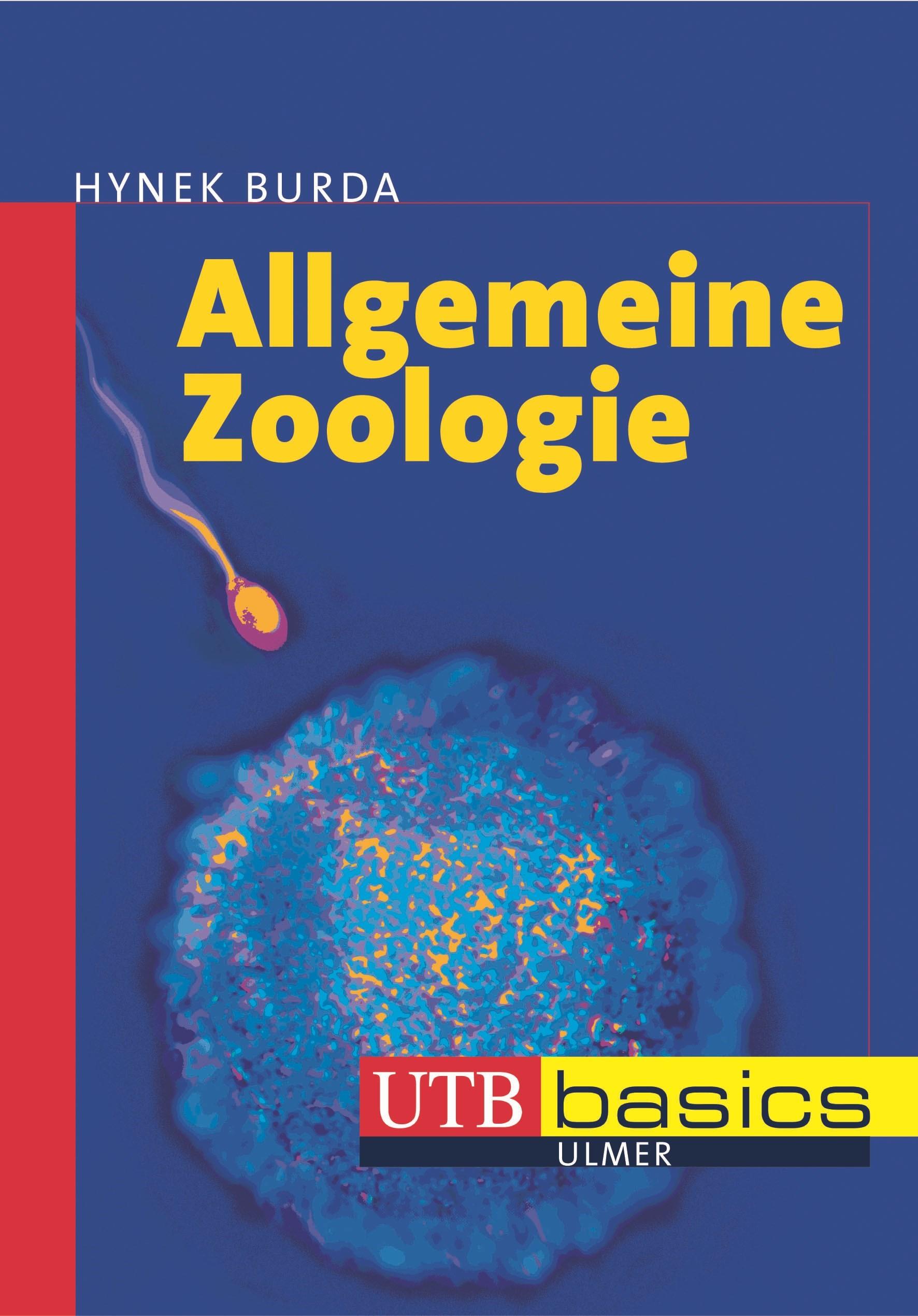 Abbildung von Burda | Allgemeine Zoologie | 2005