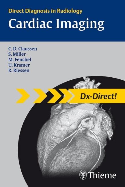 Abbildung von Claussen / Miller | Cardiac Imaging | 2007