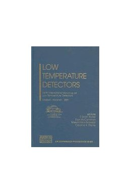 Abbildung von Porter / McCammon / Galeazzi / Stahle | Low Temperature Detectors | 2002 | Ninth International Workshop o... | 605