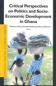 Abbildung von Tettey / Puplampu / Berman | Critical Perspectives on Politics and Socio-Economic Development in Ghana | 2003