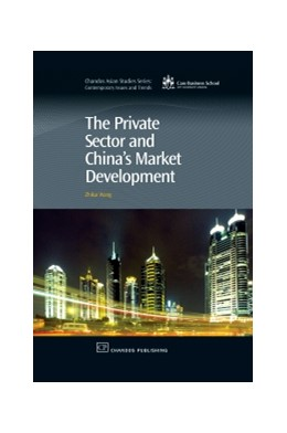 Abbildung von Wang | The Private Sector and China's Market Development | 2008