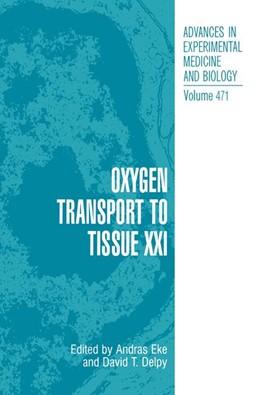 Abbildung von Eke / Delpy | Oxygen Transport to Tissue XXI | 2000 | 471