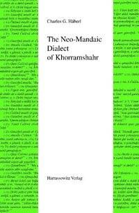 Abbildung von Häberl   The Neo-Mandaic Dialect of Khorramshahr   2009