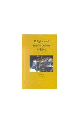 Abbildung von Blezer | Proceedings of the Ninth Seminar of the IATS, 2000. Volume 2: Religion and Secular Culture in Tibet | 2002
