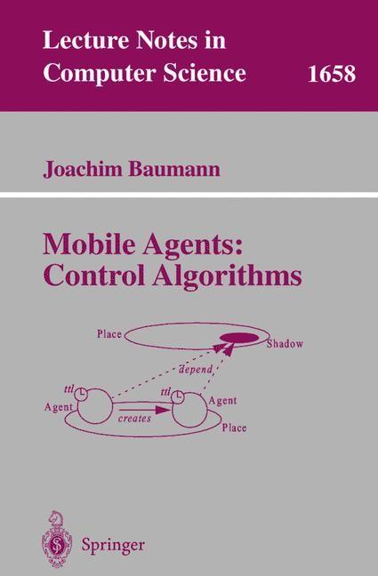 Abbildung von Baumann | Mobile Agents: Control Algorithms | 2000