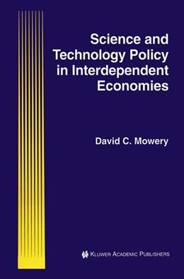 Abbildung von Mowery | Science and Technology Policy in Interdependent Economies | 1994