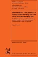 Abbildung von Keilhofer | Wirtschaftliche Transformation in der Tschechischen Republik und in der Slowakischen Republik | 1995