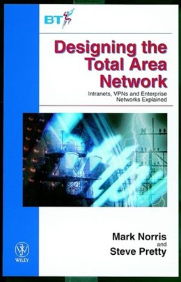 Abbildung von Norris / Pretty   Designing the Total Area Network   1999   Intranets, VPNs and Enterprise...
