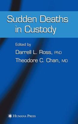 Abbildung von Ross / Chan | Sudden Deaths in Custody | 2005