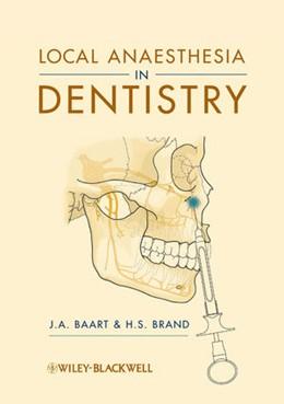 Abbildung von Baart / Brand   Local Anaesthesia in Dentistry   1. Auflage   2008