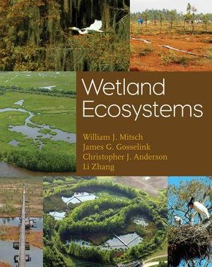 Abbildung von Mitsch / Gosselink / Zhang   Wetland Ecosystems   1. Auflage   2009