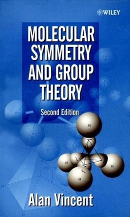 Abbildung von Vincent | Molecular Symmetry and Group Theory | 2. Auflage | 2000