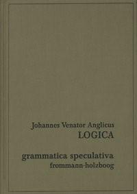 Abbildung von Rijk / Venator Anglicus | Logica | 1999