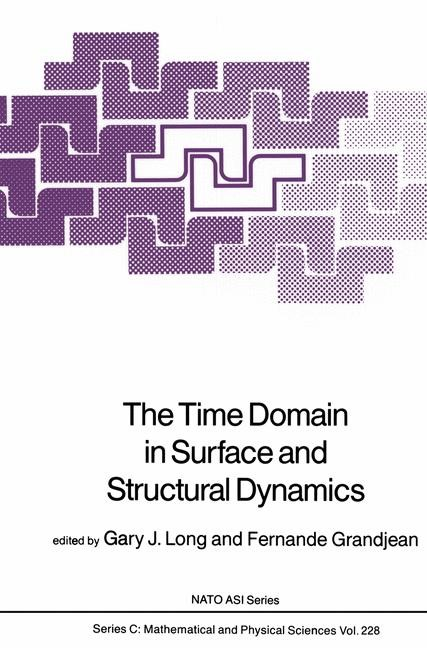Abbildung von Long / Grandjean | The Time Domain in Surface and Structural Dynamics | 1988