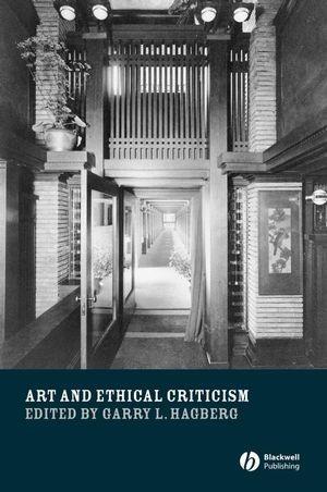 Abbildung von Hagberg | Art and Ethical Criticism | 2008