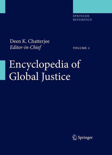Abbildung von Chatterjee | Encyclopedia of Global Justice | 2012