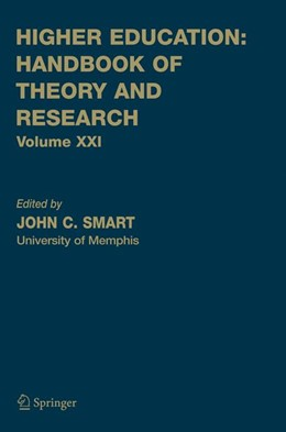 Abbildung von Smart | Higher Education: Handbook of Theory and Research | 2006 | 21