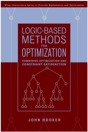 Abbildung von Hooker | Logic-Based Methods for Optimization | 2000