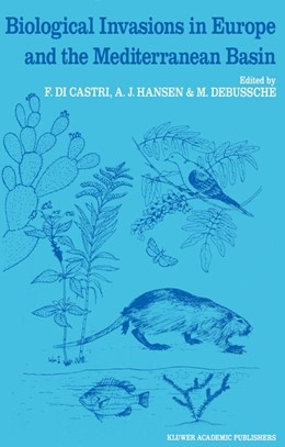 Abbildung von di Castri / Hansen / Debussche | Biological Invasions in Europe and the Mediterranean Basin | 1990 | 65