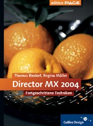 Director MX 2004 | Müller / Biedorf, 2004 | Buch (Cover)