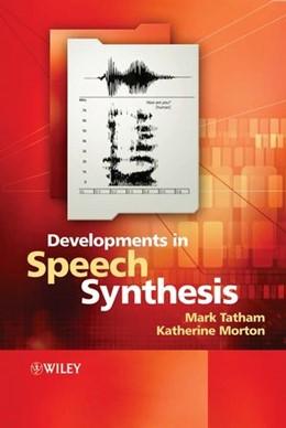 Abbildung von Tatham / Morton   Developments in Speech Synthesis   2005