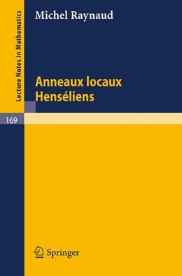 Abbildung von Raynaud | Anneaux Locaux Henseliens | 1970 | 169