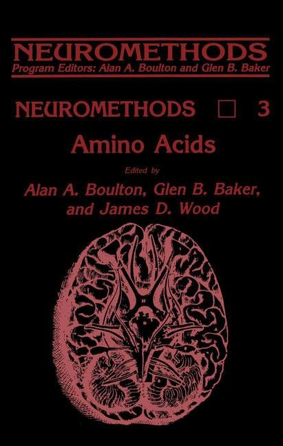 Amino Acids | Boulton / Baker / Wood, 1985 | Buch (Cover)
