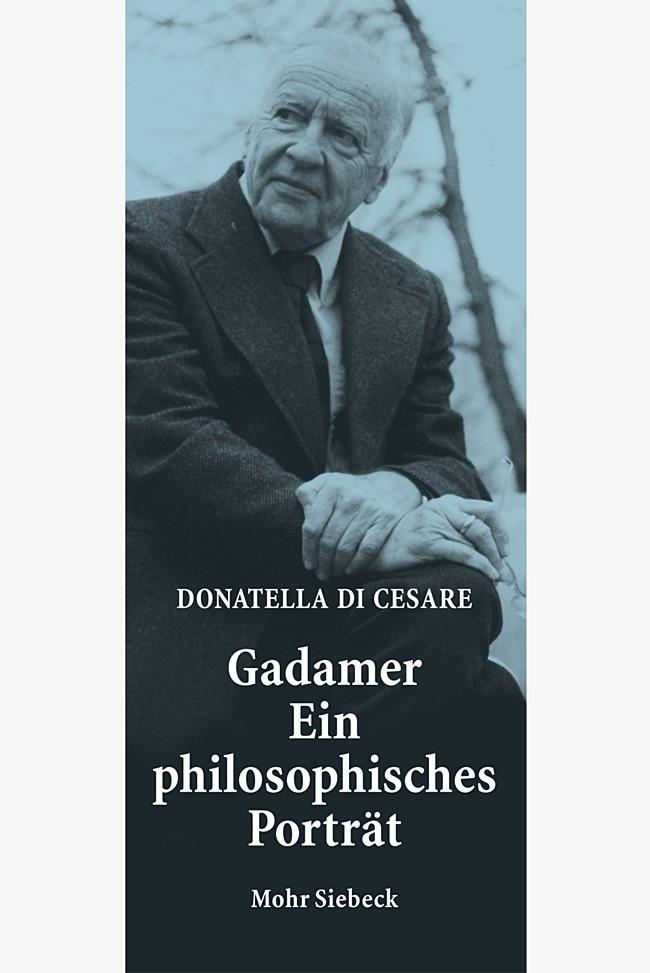 Abbildung von Di Cesare | Gadamer - Ein philosophisches Porträt | 2009