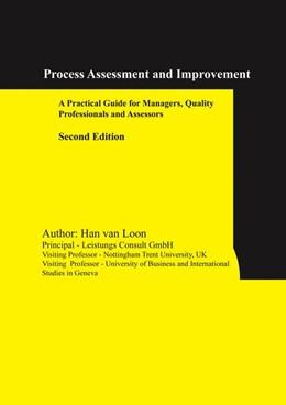Abbildung von van Loon | Process Assessment and Improvement | 2007 | A Practical Guide