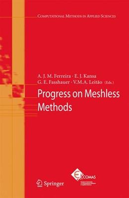 Abbildung von Ferreira / Kansa / Fasshauer / Leitao   Progress on Meshless Methods   2008