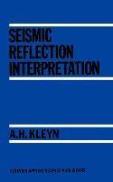 Abbildung von Kleyn | Seismic Reflection Interpretation | 1982