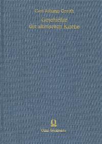 Abbildung von Greith | Geschichte der altirischen Kirche | Unveränd. Neuaufl. (Reprint d. Ausg. Freiburg i. Br. 1867) | 2004