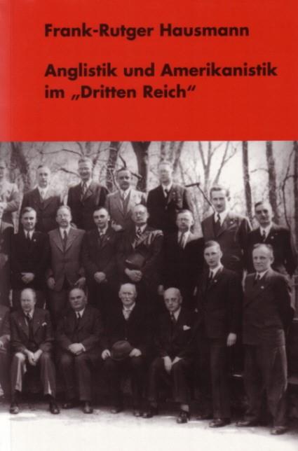 Abbildung von Hausmann | Anglistik und Amerikanistik im 'Dritten Reich' | 2003