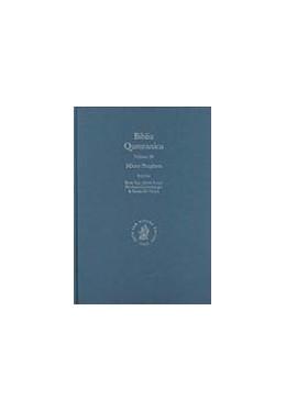 Abbildung von Ego / Lange / Lichtenberger / Troyer | Biblia Qumranica | 2004 | Volume 3 B. Minor Prophets | 3