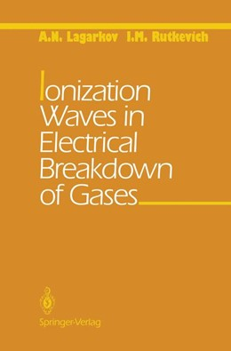 Abbildung von Lagarkov / Rutkevich | Ionization Waves in Electrical Breakdown of Gases | 1993