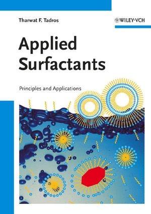 Abbildung von Tadros | Applied Surfactants | 2005
