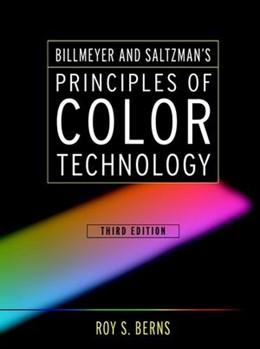 Abbildung von Berns | Billmeyer and Saltzman's Principles of Color Technology | 3. Auflage | 2000