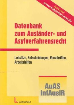 Abbildung von Datenbank zum Ausländer- und Asylverfahrensrecht | 50. Update | 2017 | Leitsätze, Entscheidungen, Vor...