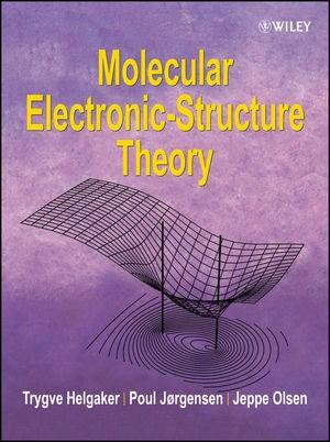 Abbildung von Helgaker / Jorgensen / Olsen | Molecular Electronic-Structure Theory | 2000