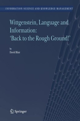 Abbildung von Blair | Wittgenstein, Language and Information: